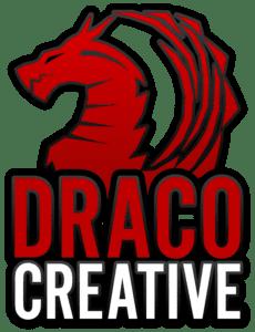 Draco Creative Logo Verical